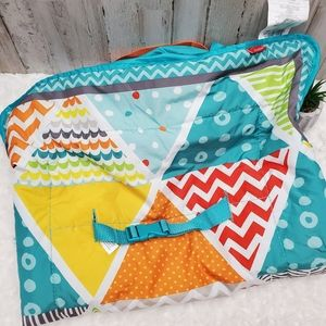 Infantino Cart Cover Turquoise